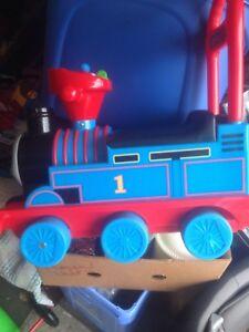 Thomas The Train ride on