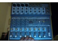 Tapco Mix120 - 12 Channel Compact Mixer