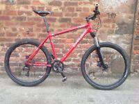 Kinesis maxlight Mens hardtail mountain bike