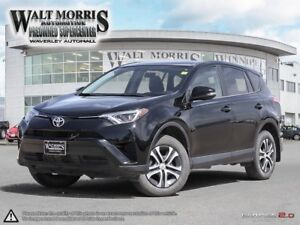 2016 TOYOTA RAV4 LE: ACCIDENT FREE, LOCAL VEHICLE