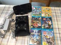 Wii U Bundle - Open to reasonable offers