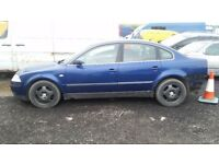 VW Passat 2002 tdi. Alloy wheels. Exterior interior parts, engine parts, Lights, Doors, Mirrors