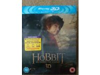 The hobbit an unexpected journey 3D