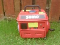 PETROL GENERATOR IDEAL FOR CAMPING AND MORE £55