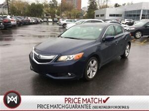 2013 Acura ILX 2013 ACURA ILX DEEP BLUE,BLACK LEATHER