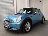 2005 MINI ONE 1.6 PETROL ***6 MONTHS MOT***