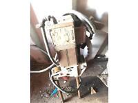 Sealey spot welder