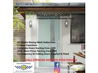 COMPOSITE & BI - FOLDING DOORS AT AFFORDABLE PRICES