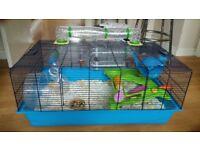 large savic hamster/rat/guinea pig cage