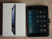 Apple iPad mini 16GB, Wi-Fi + Cellular, 7.9in - Black