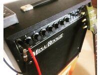 Mesa Boogie Studio 22 valve combo amp for guitar ( may p/ex swap )