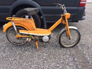 '70's Peugeot 102 or 103 Moped - Parts machine