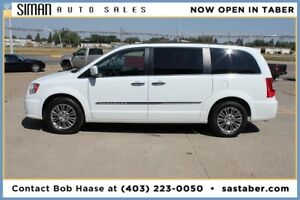 2014 CHRYSLER TOWN & COUNTRY TOURING-LEATHER/NAV/ROOF