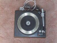 Garrard Deccadec (De-Luxe version of the Garrard SP25 with Decca Deram Arm and Cartridge).