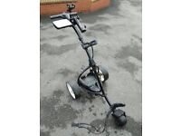 Motocaddy S3 electric gold cart