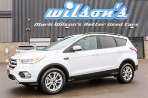 2017 Ford Escape SE 4WD! SUNROOF! HEATED SEATS! $80/WK, 5.89% ZE