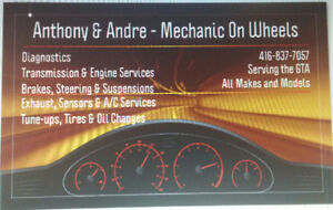 Anthony & Andre - Mechanic