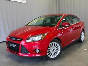 Ford Focus Sedan Titanium 2012
