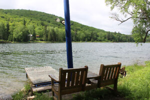 *NEW PRICE Beautiful Camp on Weckstrom Lake - 40 mins from Sault