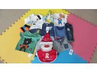 10 x Brand New Baby (Boys) Clothes with Original Tags - £20
