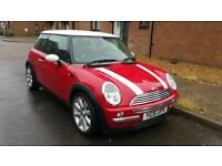 Mini Cooper 1.6 petrol one year mot great conditions