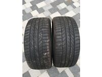 255/35 R20 GOODYEAR Tyres As New