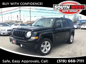 2012 Jeep Patriot Sport/North 4x4, HEATED SEATS