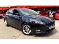 2015 Ford Focus 1.0 EcoBoost 125 Zetec 5dr Manual Petrol Hatchback