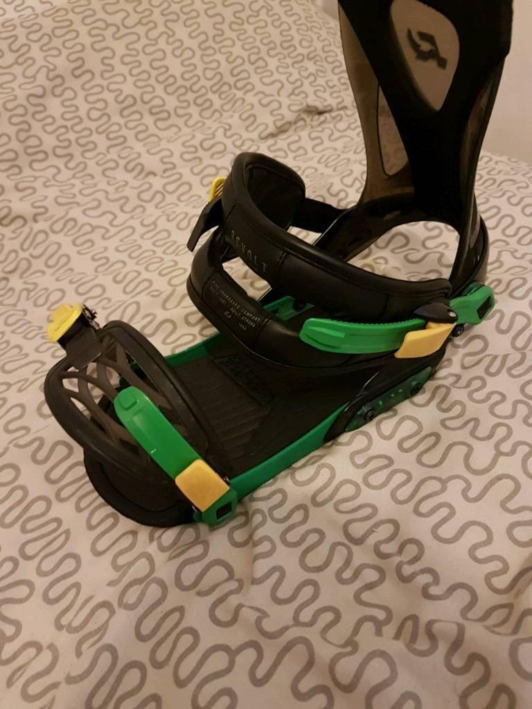 8946d9a8f0d Ride Revolt snowboard bindings