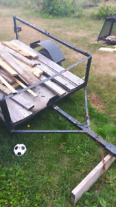Utility/yard trailer *reduced *