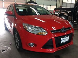 2014 Ford Focus SE LOW KMS, LOCAL, NO ACIDENTS