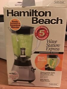 Hamilton Beach Wave Action Blender