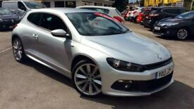 2013 Volkswagen Scirocco 2.0 TDi BlueMotion Tech R Line Manual Diesel Coupe