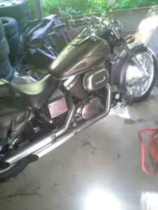 2006 750 Honda Shadow Spirit