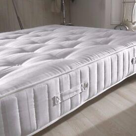 Happy Beds Super Ortho Firm Spring Reflex Foam Orthopaedic Mattress - Single