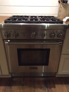 "Thermador 30"" Dual Fuel oven"