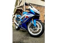 Suzuki Gsxr 600 **low miles**