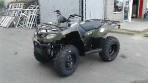 SUZUKI KINGQUAD 400FSI manual