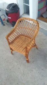Chaise extérieur