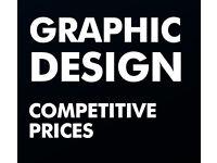 Freelance Graphic Designer & Illustrator / Professional / Creative / Competitive Prices