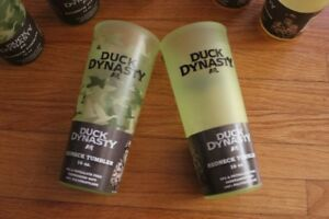DUCK DYNASTY - Uncle Si Redneck tumbler 16oz (new/unused)
