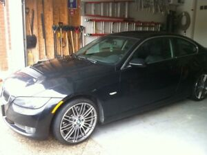 "19"" BMW performance rims with Michelin P Zero's"