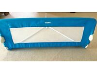 TOMY Universal Bed Rail (Blue)