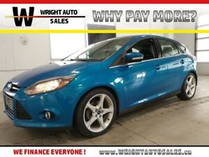 2014 Ford Focus TITANIUM| NAVIGATION| SUNROOF| SYNC| 108,670KMS