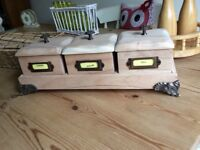 Handmade kitchen set