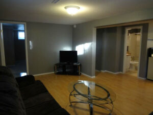 Fully-Furnished Basement Suite Available Aug 15th or Sept 1st