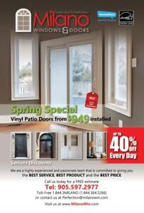 Windows & Doors Replacement Pickering & Ajax - 905-597-2977