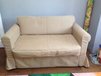 Ikea Hagalund sofa bed immaculate condition