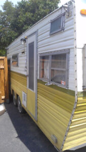 Well used trailer for sale!!