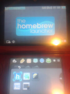 3DS With Luma CFW,Games and Extras